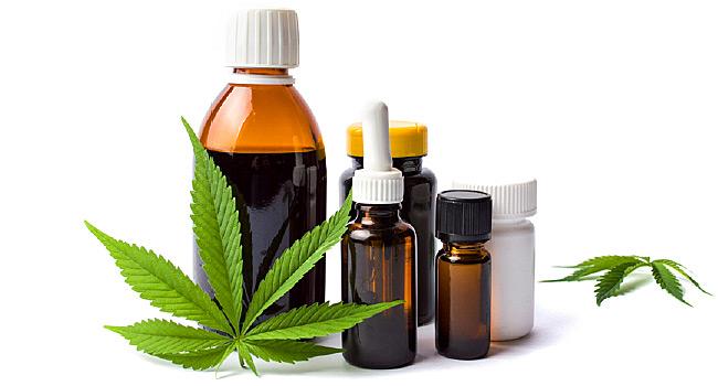 cannabis blossom